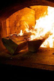 Brauerei Spezial |Ofen in der Mälzerei