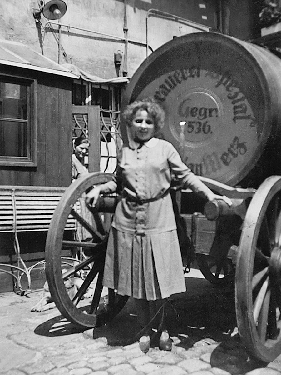 Historie |Brauerei Spezial