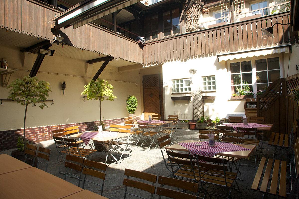 Brauereihof |Brauerei Spezial