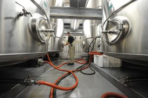 Brauerei Spezial |Lagerkeller
