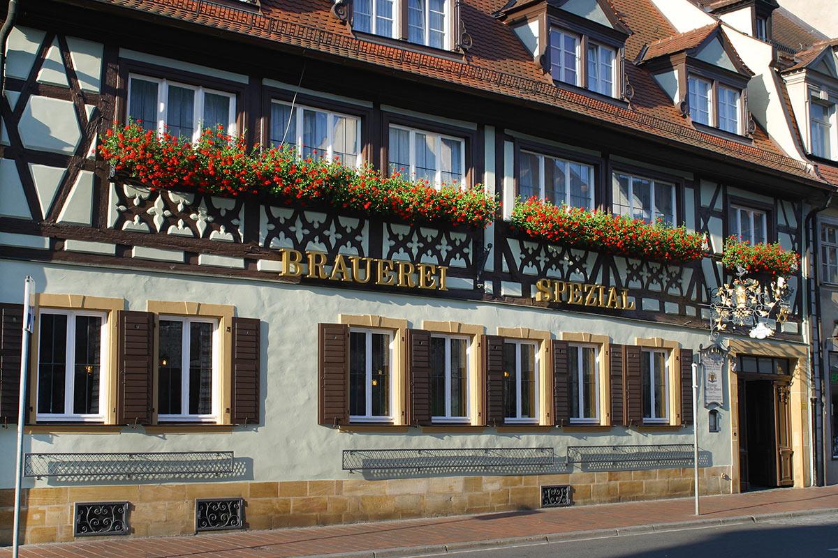 Brauerei Spezial |Obere Königstraße 10 |Bamberg