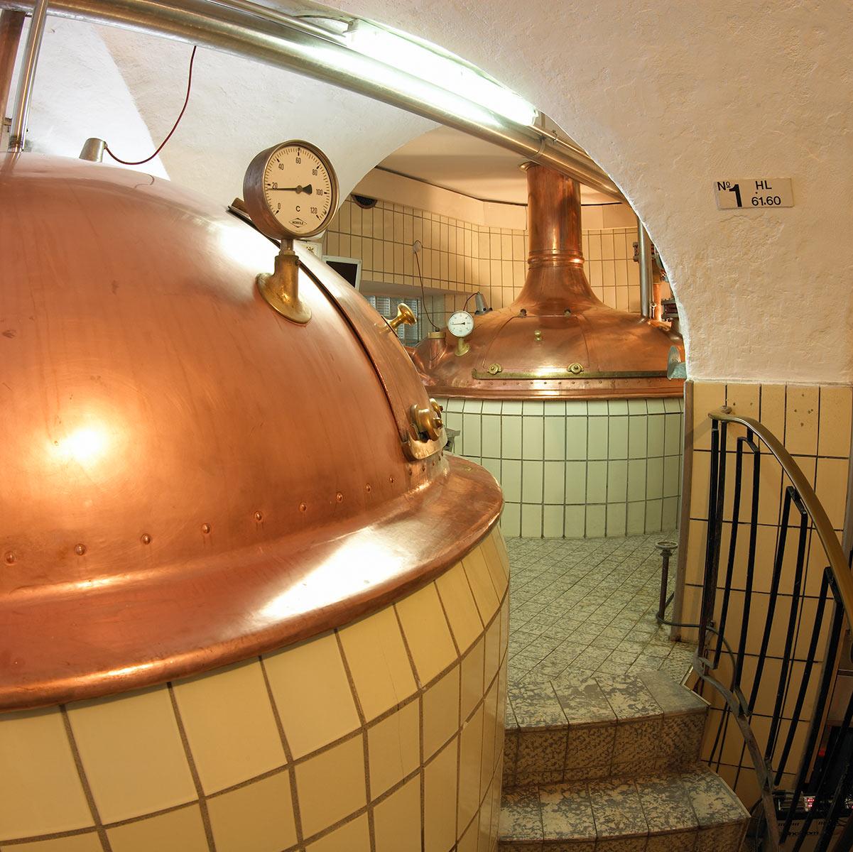 Brauerei Spezial |Sudhaus