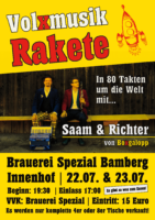 Brauerei Spezial, Saam und Ríchter